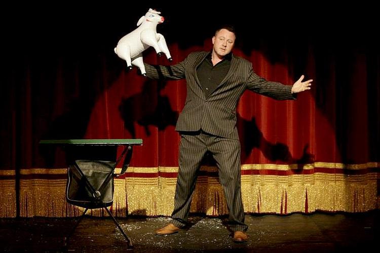 Cabaret Stage Show Magic